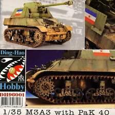 Club AFV M3A3 con Pak 40 Iugoslava 1:35 Modello Kit nuovo conf. orig. PUNTA