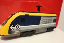 *** Lego City RC Eisenbahn Endwaggon aus 60197 UMBAU neu *** TOP