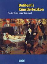 DuMonts Künstler- Lexikon. 2896 Stichworte - Herbert Read