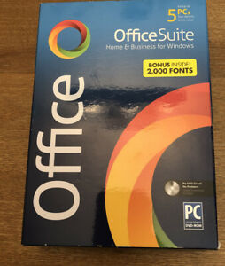 Encore WDE553800F031 Office Suite 3.0 Windows