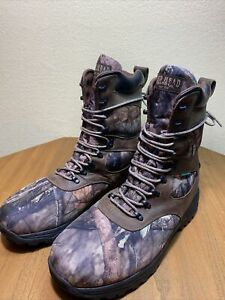 RedHead Mens Expedition Ultra BONE-DRY Insulated Waterproof Hunting Boots Sz 14M