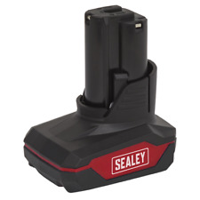 Sealey CP1200BP4 12V 4Ah Power Tool Battery Li-ion for CP1200 Series