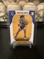 2020/21 PANINI NBA HOOPS JAMES WISEMAN #205 RC ROOKIE CARD WARRIORS