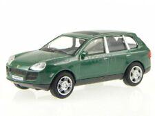 Porsche Cayenne grün Modellauto C171BND-006 Cararama 1:72