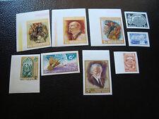 HONGRIE - timbre yt n°1925 a 1930 1946 1955 1964 n** (non dentele) (A4)hungary