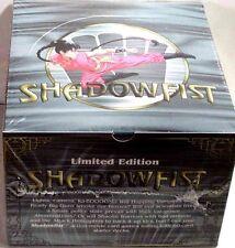 Shadowfist Daedalus Limited Edition Starter Deck Box New 1995