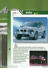 FASCICULE DELPRADO 68 REVUE AUTO COLLECTOR BMW X5 PANHARD HUDSON  VOLVO PV 444