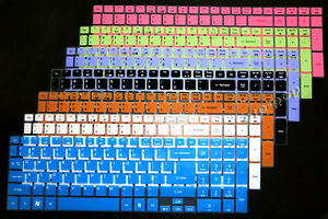 Keyboard Cover Skin FOR Acer 5755 E1-510 V3-571G V3-551 V3-551G V3-571 ES1-531