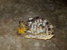 Tokyo Disney Resort Japan Pirates of Caribbean Mickey Mouse Rare 3D Lapel Pin