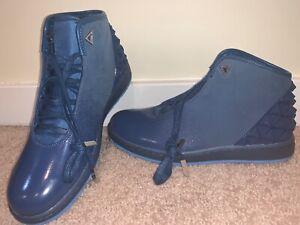 Nike Air Jordan Instigator French Blue Basketball Shoes 705076-406 Sz 8 M New!