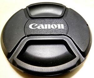 Cap Replacement  for LC-77mm Snap-on Front Lens Cap 77mm for Canon 17-55mm