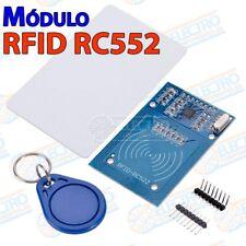 Modulo RFID RC522 13,56Mhz 3,3v con tarjeta y llavero - Arduino Electronica DIY
