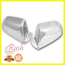 FOR 2008-2013 CADILLAC CTS CTS-V CHROME SIDE MIRROR FULL COVERS COVER 2012 2011