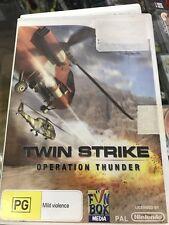 Twin Strike: Operation Thunder Wii