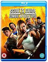 Scouts Guide To The Zombie Apocalypse [Blu-ray] [2015] [Region Free] [DVD]