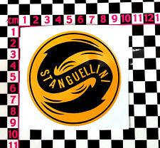 Bell 'ITALIA RACE TEAM adesivo per Abarth FIAT 500 600 650 126 127 1500 850