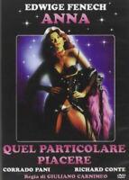 Anna Quel Particolare Piacere DVD Nuovo Sigillato Edwige Fenech