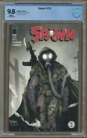 Spawn #272 CBCS 9.8 White Pages, Todd McFarlane, Image Comics!
