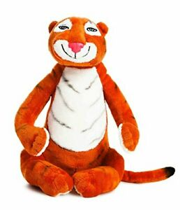 The Tiger Who Came To Tea - Stuffed Collectible Plush Toy 10'' size