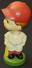 1960's - BOY BASEBALL PLAYER - BOBBING /BOBBLE HEAD NODDER - JAPAN - ORIGINAL