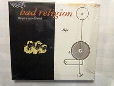 BAD RELIGION  -  THE PROCESS OF BELIEF  -  CD2002  NUOVO E SIGILLATO