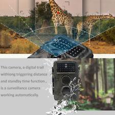 12MP 1080P Hunting Camera Scout Wildlife Trail Trap Night Vision InfraredIP56 UK