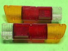 Datsun 620 1600 UTE Pickup 1972-1979 Rear Tail lights Lenses Made in Japan NOS