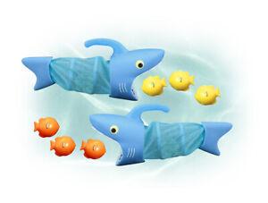 Shark Hunt Haifischfangspiel Poolspiel Water Toy Tauchspiel Dive