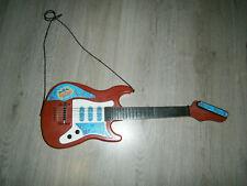 Kinder Gitarre Musik Instrument rot