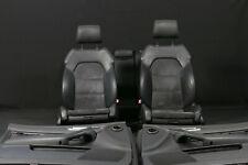 Audi A6 4F Lederausstattung Leder Alcantara Sportsitze Sitze Leder Tür Armlehnen