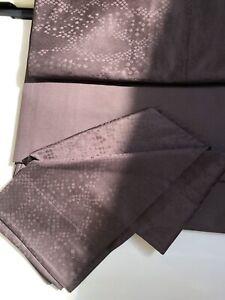 Frette Edmond Monza Casa Bed Sheets + Pillow Cases Shams Cetara Jacquard Cotton