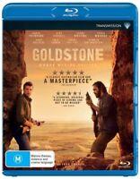 Goldstone (Blu-ray, 2016) NEW
