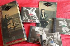 King Crimson • The Great Deceiver Boxset • 4 CD + Book • Mint - Top copy