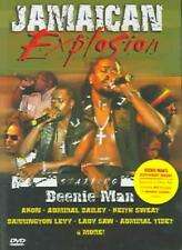 BEENIE MAN - JAMICAN EXPLOSION NEW REGION 1 DVD