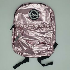 Hype Justhype Rucksack Backpack Kids Girls Pink Girls School Bag