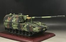 1/35 Built MENG TS-012 German PZH2000 SPG Tank Model(Workable tracks&Suspension)