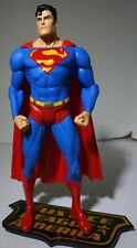 Dc Direct Justice League of America Jla Series 1 Superman Loose Action Figure