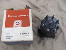 NOS Delco Remy V8 Distributor Cap D354 10496801 Chevrolet Chevy Pontiac Cadillac