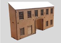 Archway Warehouse Laser cut Scratch Aid Layout Kit OO Gauge 4mm Model Railway