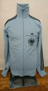 Adidas S 1974 Germany Soccer Football Jacket