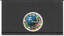 FRANCE 1998.COUPE DU MONDE DE FOOTBALL TIMBRE AUTOADHESIF OBLITERE.Y&T: n° 17