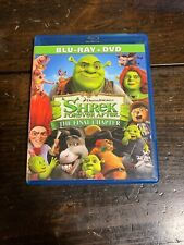 Shrek Forever After (Blu-ray/Dvd, 2010, 2-Disc Set) Great Condition