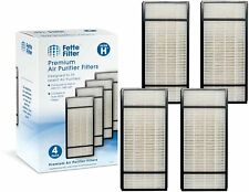 Pack of 4 Replacement Air Purifiers | Compatible with Honeywell Hepa Filter H