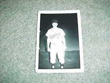 1950s Beaumont Exporters Milton Juffe Texas League Baseball Photo