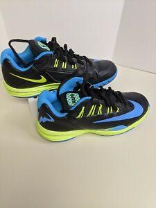 Nike Men's Lunar Ballistec 1.5 LG Rafa Nadal Style #812939 043 Size US 7.5 NICE!