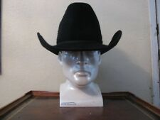 "Cowboy Western Made By ""BEAVER HATS"" 10 x Beaver Fur, size 7 1/4 & BEAUTIFUL."