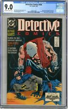 Detective Comics  #598  CGC  9.0  VFNM  Off- white to wht pgs    3/89 Pin-ups by