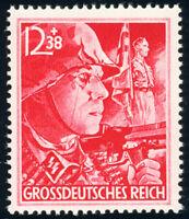 DR 1945, MiNr. 910 I, Plattenfehler, postfrisch, gepr. Schlegel, Mi. 180,-