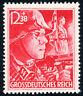 DR 1945, MiNr. 910 I, Plattenfehler, tadellos postfrisch, KB Schlegel, Mi. 180,-