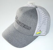 5566924a 2019 MASTERS (GREY/GREY) TECH TRUCKER Golf HAT from AUGUSTA NATIONAL